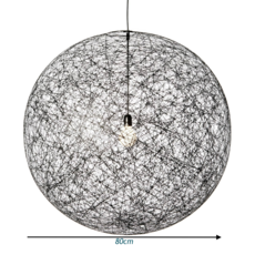 Random light m bertjan pot suspension pendant light  moooi molral m bb   design signed 37425 thumb