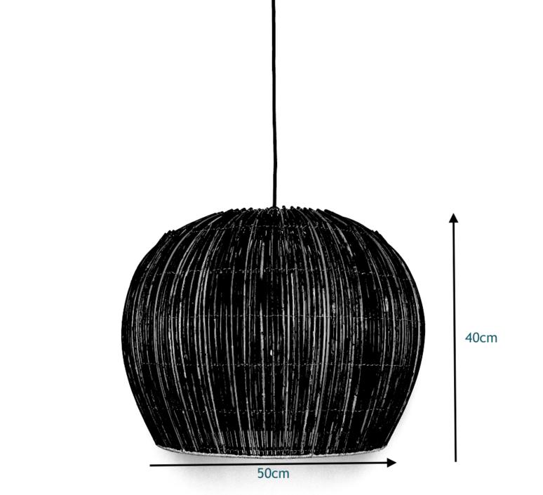 Rattan bell s ay lin heinen et nelson sepulveda suspension pendant light  ay illuminate 640 101 01 p   design signed 37010 product