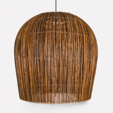 Rattan bulb l ay lin heinen et nelson sepulveda suspension pendant light  ay illuminate 630 101 03 p  design signed 37003 thumb