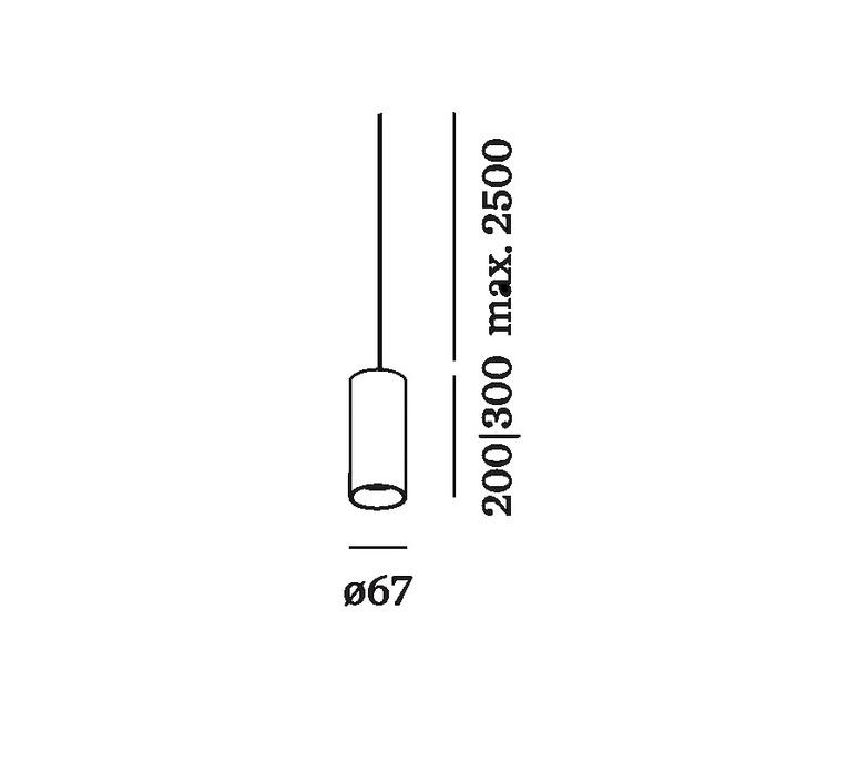 Ray 3 0 studio wever ducre suspension pendant light  wever et ducre 217264p5  design signed nedgis 89245 product