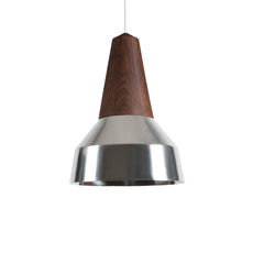 Ray julia mulling et niklas jessen suspension pendant light  schneid eikon ray black oak chrome  design signed nedgis 66399 thumb