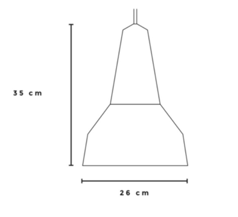 Ray julia mulling et niklas jessen suspension pendant light  schneid eikon ray black oak cooper  design signed nedgis 66401 product
