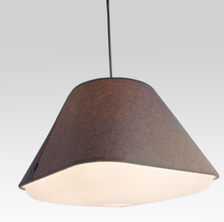 suspension rd2sq gris souris 40cm innermost luminaires nedgis. Black Bedroom Furniture Sets. Home Design Ideas