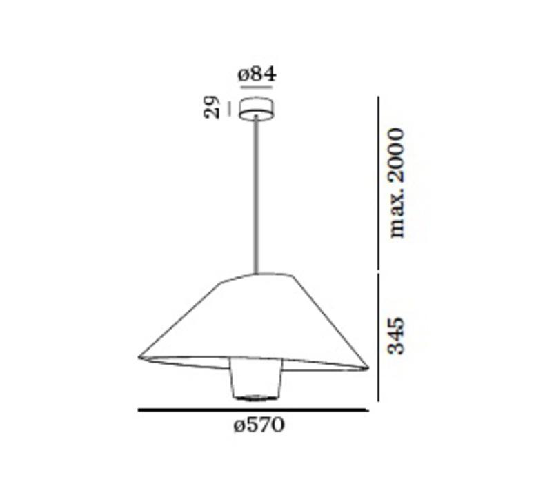 Rever suspended 1 0 studio wever ducre suspension pendant light  wever et ducre 6521etgcb  design signed nedgis 66206 product
