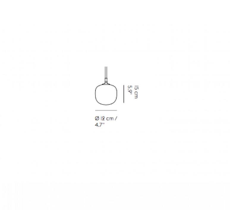 Rime taf architects suspension pendant light  muuto 22418  design signed nedgis 93778 product