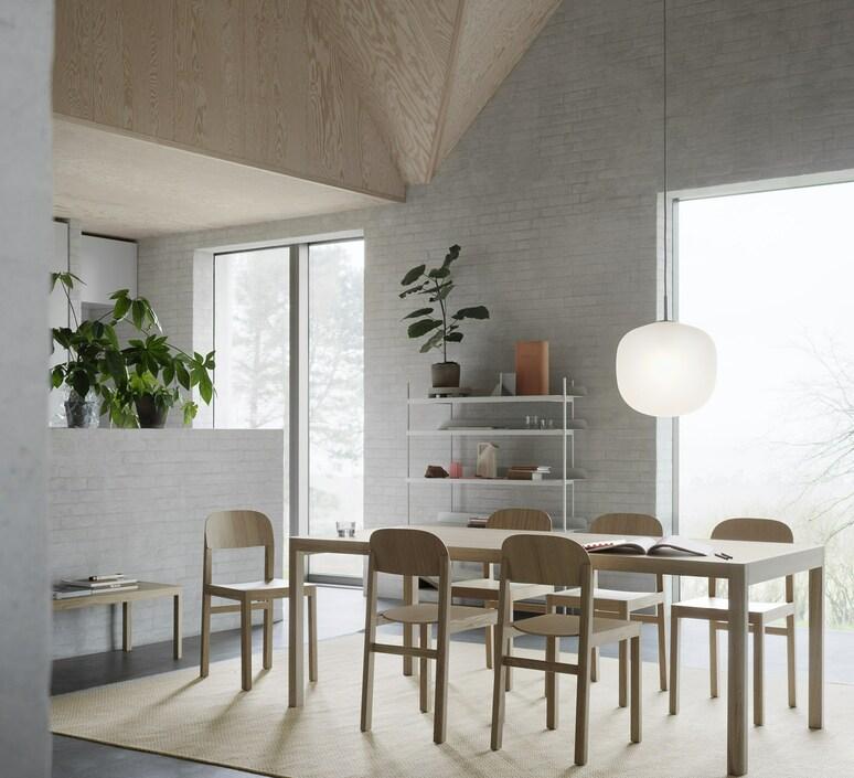 Rime taf architects suspension pendant light  muuto 22421  design signed nedgis 94095 product