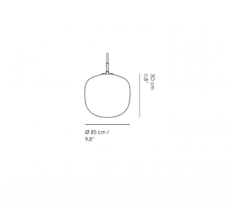 Rime taf architects suspension pendant light  muuto 22423  design signed nedgis 93843 product