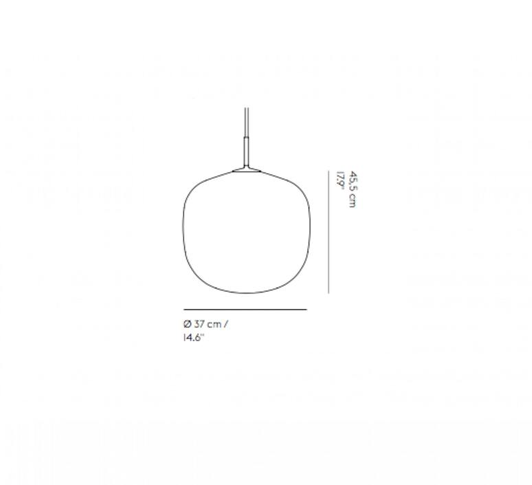 Rime taf architects suspension pendant light  muuto 22424  design signed nedgis 93868 product
