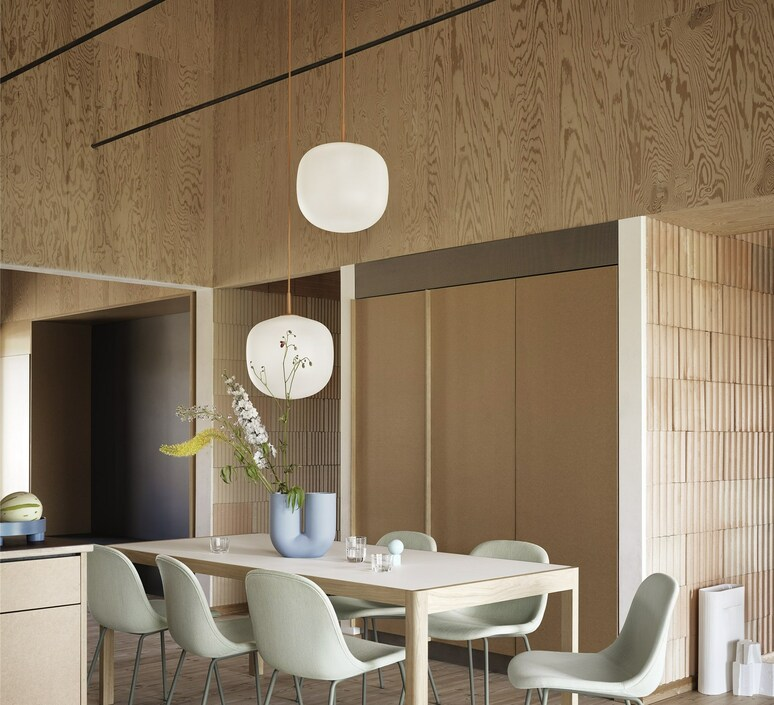Rime taf architects suspension pendant light  muuto 22424  design signed nedgis 93873 product