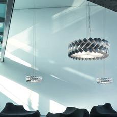 Ring 600 brian rasmussen suspension pendant light  palluco rings120462  design signed 47844 thumb