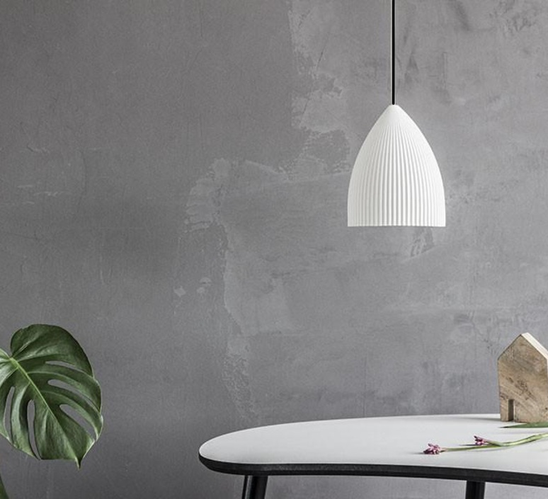 Ripples slope soren ravn christensen suspension pendant light  vita copenhagen 2044 4006  design signed 49227 product