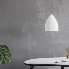 Ripples slope soren ravn christensen suspension pendant light  vita copenhagen 2044 4006  design signed 49227 thumb