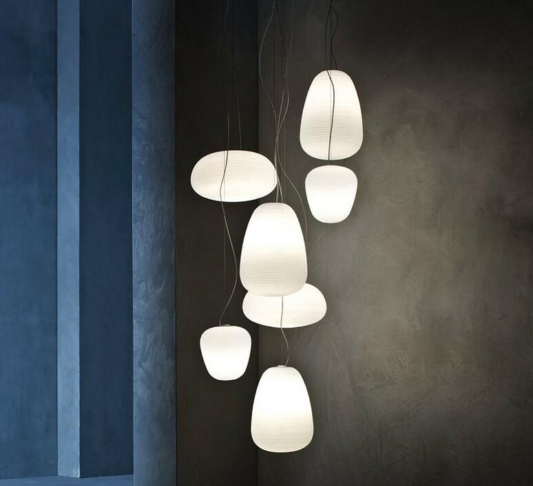 Rituals 1 ludovica roberto palomba suspension pendant light  foscarini 2440071e 10  design signed nedgis 85474 product
