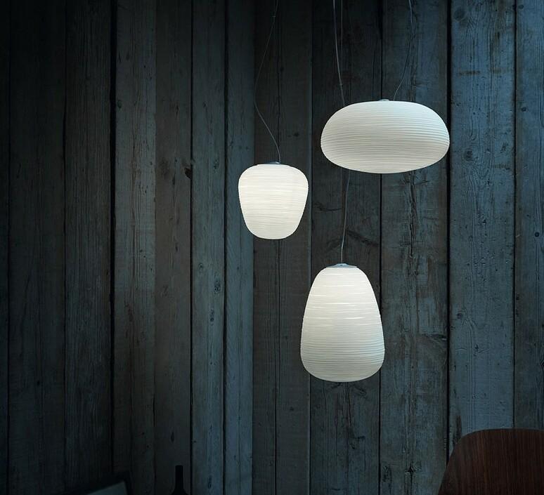 Rituals 1 ludovica roberto palomba suspension pendant light  foscarini 2440071e 10  design signed nedgis 85480 product