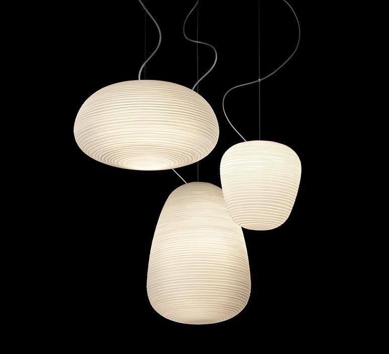 Rituals 3 ludovica roberto palomba suspension pendant light  foscarini 2440073e 10  design signed nedgis 85506 product