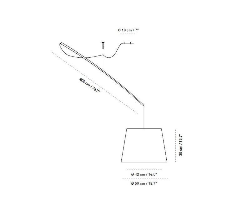 Robinson gabriel teixido suspension pendant light  carpyen 1681010  design signed nedgis 69655 product