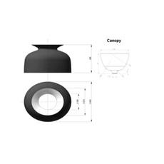 Ronde 40  suspension pendant light  gubi 10015061  design signed nedgis 77521 thumb
