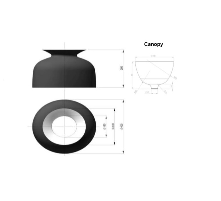 Ronde 40  suspension pendant light  gubi 10015063  design signed nedgis 77548 product