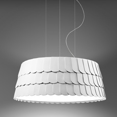 Roofer f12 low devis busato giulia ciccarese suspension pendant light  fabbian f12a07 01  design signed 79468 thumb