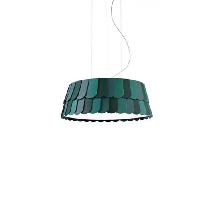 Roofer f12 low devis busato giulia ciccarese suspension pendant light  fabbian f12a07 01  design signed 79473 product