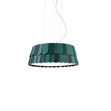 Roofer f12 low devis busato giulia ciccarese suspension pendant light  fabbian f12a07 01  design signed 79473 thumb