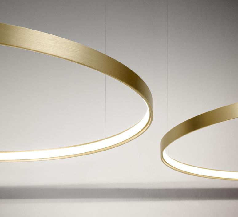 Zero round m03301 carlo panzeri suspension pendant light  panzeri  m03301 100 02 10  design signed nedgis 88183 product