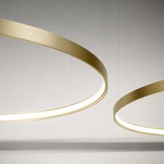 Zero round m03301 carlo panzeri suspension pendant light  panzeri  m03301 100 02 10  design signed nedgis 88183 thumb