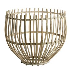 Round basket l studio tine k home  suspension pendant light  tine k home basdome lamp  design signed 55338 thumb