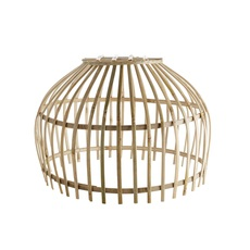 Round basket l studio tine k home  suspension pendant light  tine k home basdome lamp  design signed 55339 thumb