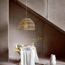 Round basket m studio tine k home  suspension pendant light  tine k home basdome m  design signed 55345 thumb