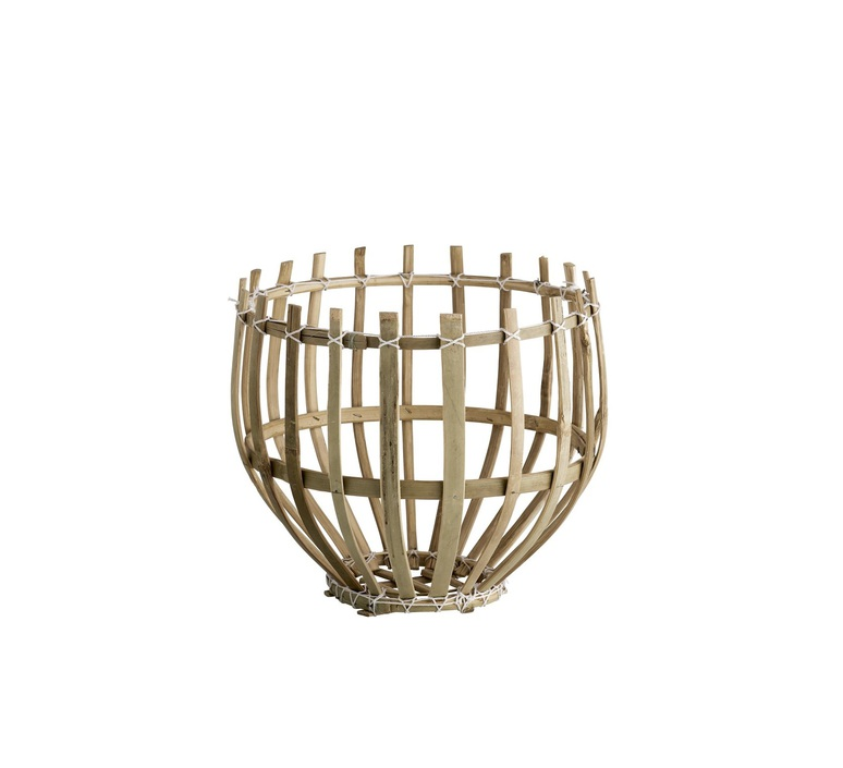 Round basket xs studio tine k home  suspension pendant light  tine k home basdome xs  design signed 55341 product