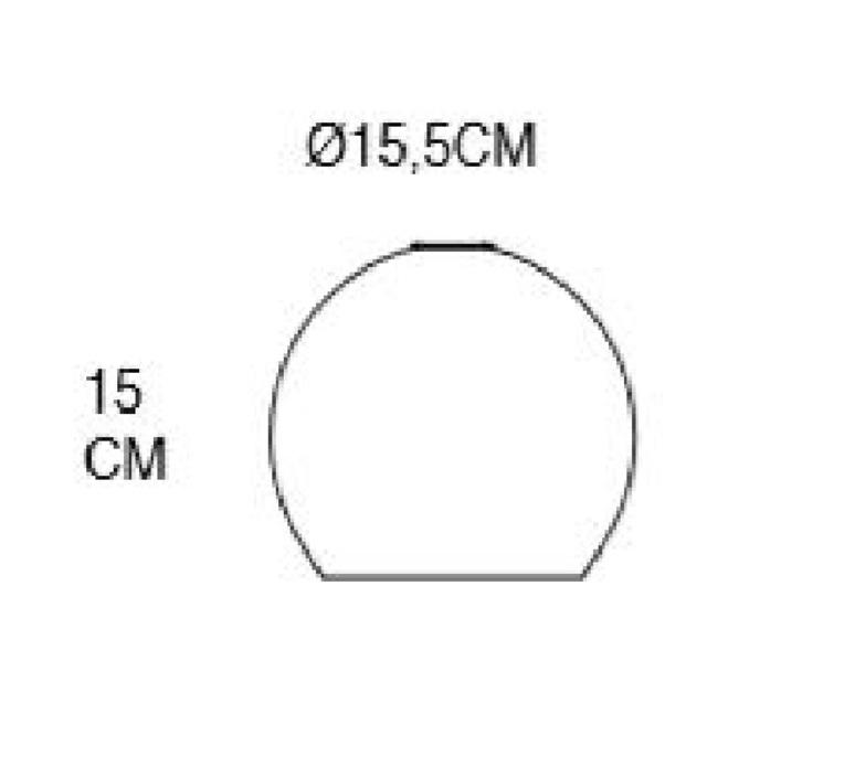 Rowan 15 5 susanne nielsen suspension pendant light  ebb and flow la101555  design signed nedgis 72380 product