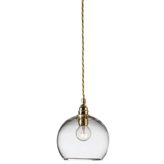 Rowan 15 5 susanne nielsen suspension pendant light  ebb and flow la101540  design signed 44593 thumb