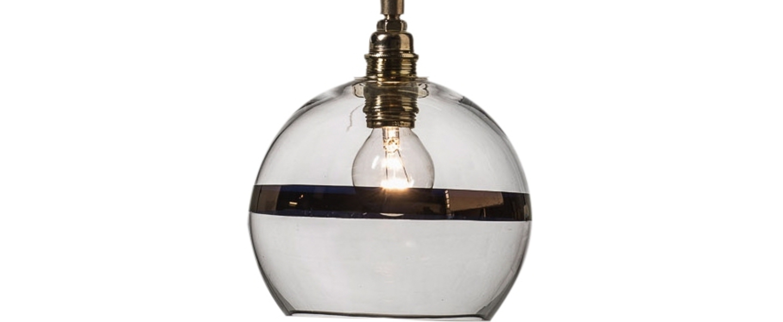 Suspension rowan 15 5 transparent cuivre o15 5cm h15 5cm ebb and flow normal