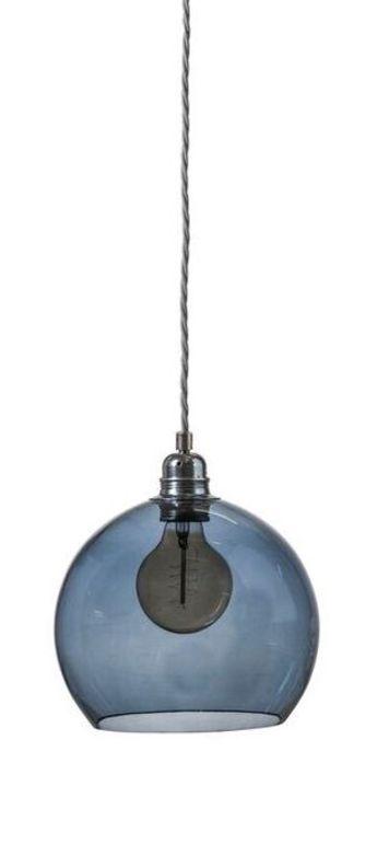 Suspension rowan 22 bleu profond o22cm h22cm ebb and flow normal