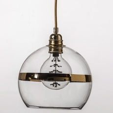 Rowan 22 rayee or susanne nielsen suspension pendant light  ebb and flow la101330  design signed 44561 thumb