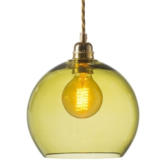 Rowan 22 susanne nielsen suspension pendant light  ebb and flow la101620  design signed 44514 thumb