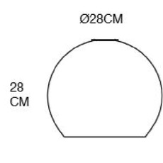 Rowan 28 susanne nielsen suspension pendant light  ebb and flow la101645  design signed nedgis 72479 thumb