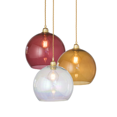 Rowan 28 susanne nielsen suspension pendant light  ebb and flow la101648  design signed nedgis 72495 thumb