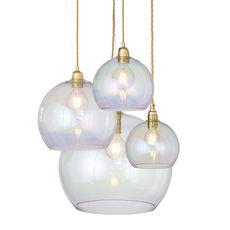 Rowan 28 susanne nielsen suspension pendant light  ebb and flow la101648  design signed nedgis 72498 thumb