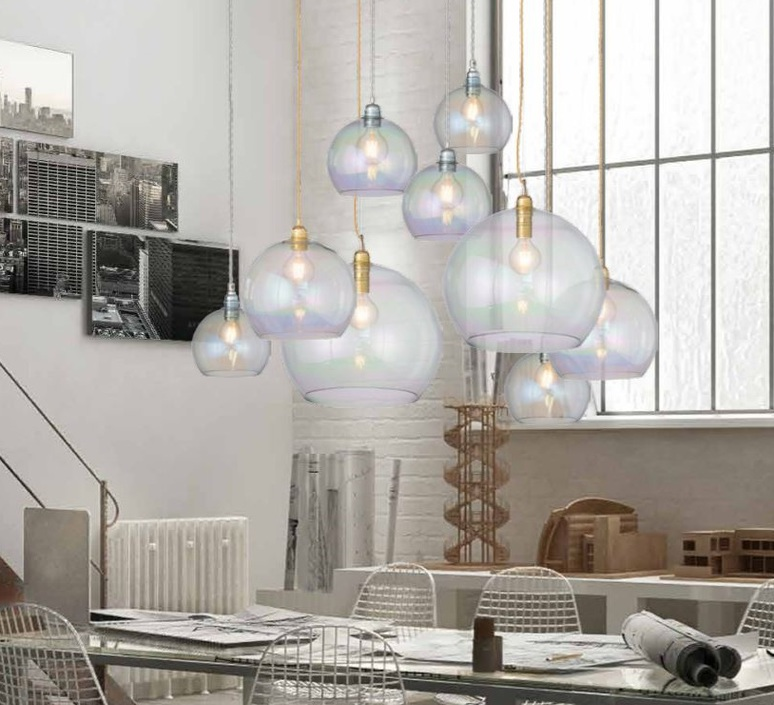 Rowan 28 susanne nielsen suspension pendant light  ebb and flow la101648  design signed nedgis 78787 product