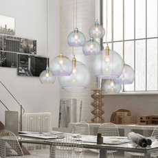 Rowan 28 susanne nielsen suspension pendant light  ebb and flow la101648  design signed nedgis 78787 thumb