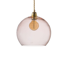 Rowan 28 susanne nielsen suspension pendant light  ebb and flow la101630  design signed 44427 thumb
