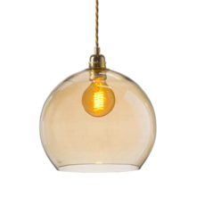 Rowan 28 susanne nielsen suspension pendant light  ebb and flo la101637  design signed 44400 thumb