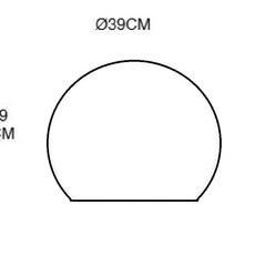 Rowan 39 susanne nielsen suspension pendant light  ebb and flow la101768  design signed nedgis 72555 thumb