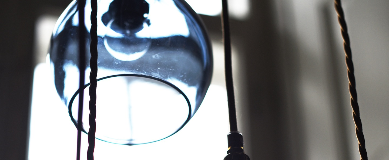 Suspension rowan bleu o39cm ebb and flow normal