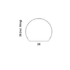 Rowan susanne nielsen ebbandflow la101335  luminaire lighting design signed 21243 thumb