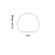 Rowan susanne nielsen ebbandflow la101552  luminaire lighting design signed 21295 thumb