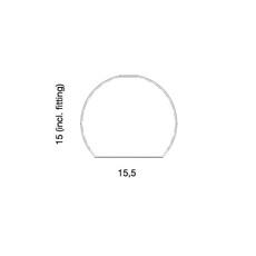 Rowan susanne nielsen ebbandflow la101321 luminaire lighting design signed 21309 thumb
