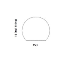 Rowan susanne nielsen ebbandflow la101541 luminaire lighting design signed 21276 thumb